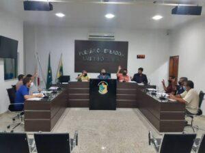Capa do Portal - Reunião da Câmara de Miradouro - 2021