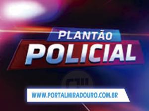 Portal Miradouro - Plantão Policial